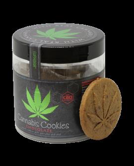 Euphoria Cannabis Cookies Chocolate