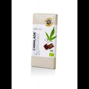 Hanf-Natur Σοκολάτα Γάλακτος 100g