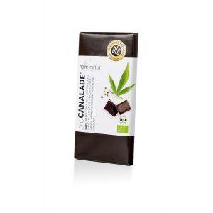 Hanf-Natur Σοκολάτα Dark 70% 100g