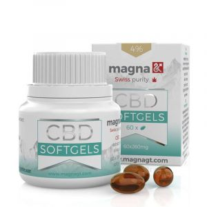 Magna CBD Softgel 4% 60pcs