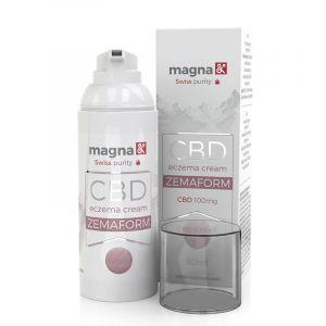 Magna CBD Cream Zemaform 100mg 50ml