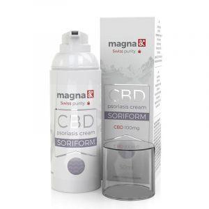 Magna CBD Cream Soriform 100mg 50ml