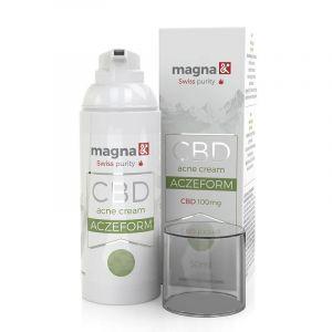 Magna CBD Cream Aczeform 100mg 50ml