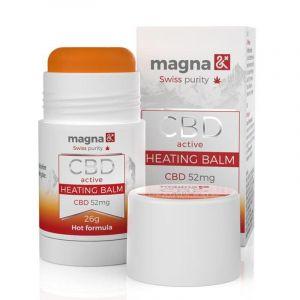 Magna CBD Heating Balm 52mg 26gr