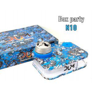 Ναργιλές/Shisha Dum Party Box Blue 7 cm