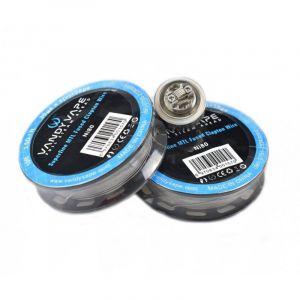 VandyVape Superfine MTL Fused CL Wire -Ni80