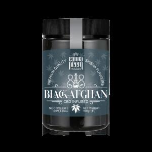 Cannaprem Shisha Black Afghan-150g