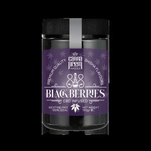 Cannaprem Shisha Black Berries-150g