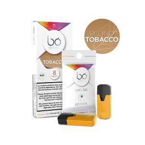 2x BO Caps Blond Tobacco-16mg