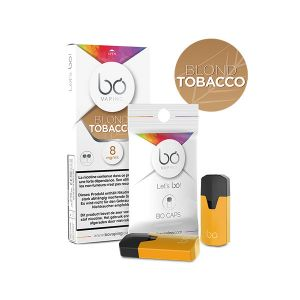 2x BO Caps Blond Tobacco-8mg
