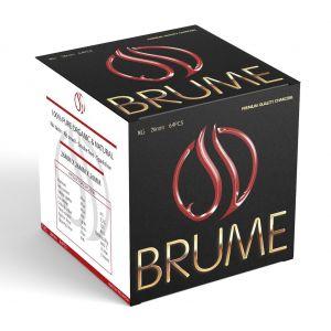 Brume Premium Coco Κάρβουνα 26mm - 64τμχ