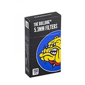 Buldog Filters 5.3mm SS 150 τμχ