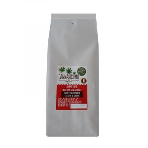 Cannabissimo Coffee With Hemp Seeds Extract 1kg