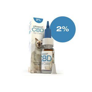 Cibapet Ελαιο για Γατες CBD 2% - 10ml