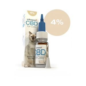 Cibapet Έλαιο CBD για γάτες 4% - 10ml