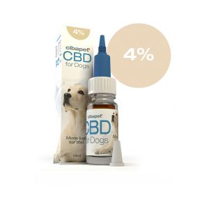 Cibapet Έλαιο CBD για σκύλους 4% -10ml