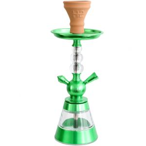 Ναργιλές/Shisha Dum H2-Celeste - Green 40 cm