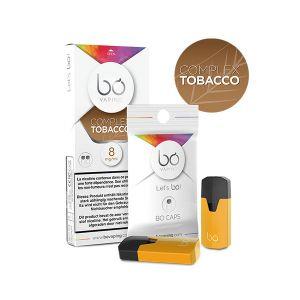 2x BO Caps Complex Tobacco-0mg