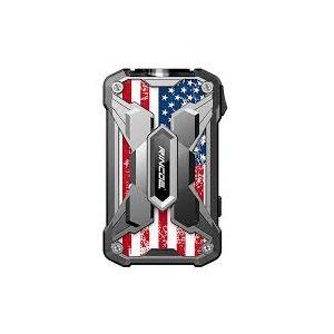Rincoe Mod Mechman 228w Steel Wing US Flag Silver