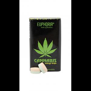 Euphoria Cannabis Mint Drops Energy