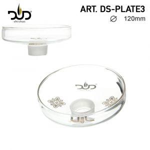 DUD Replassement Glass Plate 120mm