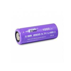 Efest Battery 18500 1000mah 3.7V