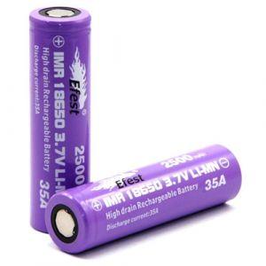 Efest Battery 18650 2500mah 3.7 V