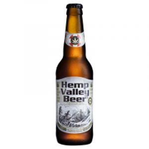 Hemp Valley Cannabis Beer 330ml – 4,5%vol