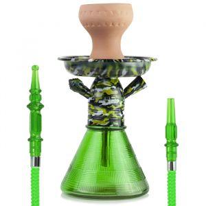 Ναργιλές/Shisha Dum H2 Mini Camouflage Green