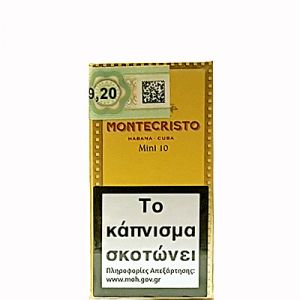 Montecristo Cigar Mini 10s