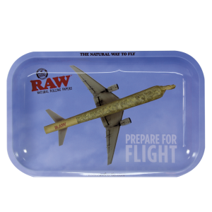 RAW Rolling Flying Tray Small