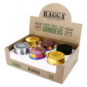 Ragga Leaf Grinder Metal M.I.A 3part 42mm