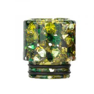 Reewape Drip Tip 810 Resin AS182 - Green