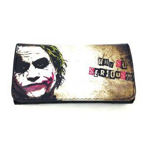 Καπνοθηκη Joker Ewhy So Serious