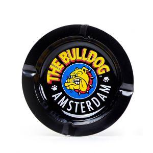 Bulldog Τασάκι BG στρογγυλό μεταλλικό