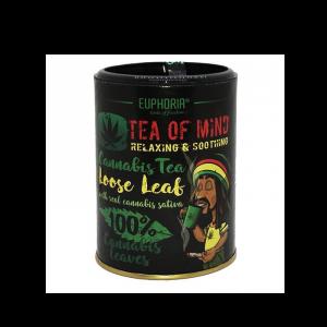 Euphoria Cannabis Tea of Mind 'Loose Leaf' 30g