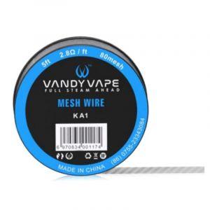 Vandy Vape Coil Mesh Wire KA1