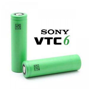 18650 Sony Vtc6 35A 3000mAh