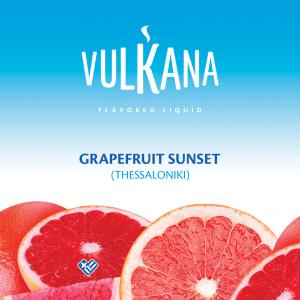 Καπνός Vulkana Virginia 20g + 100ml Grapefruit Sunset