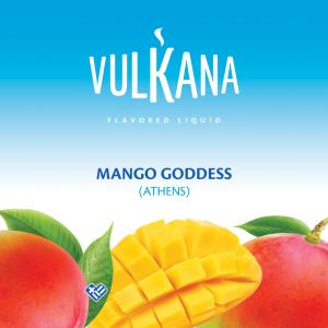 Καπνός Vulkana Virginia 20g + 100ml Mango Goddess