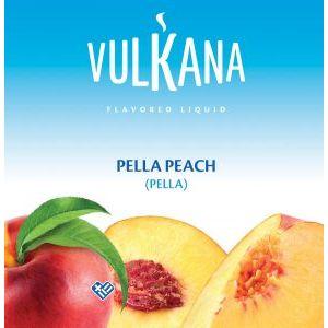 Καπνός Vulkana Virginia 20g + 100ml Pella Peach