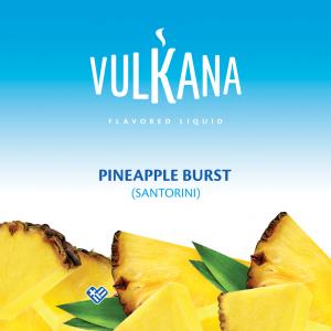 Καπνός Vulkana Virginia 20g + 100ml Pineapple Burst