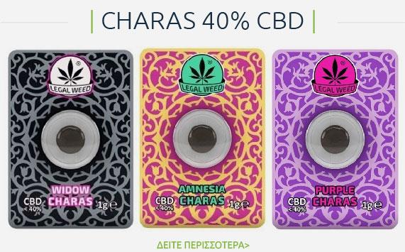 CBD Charas
